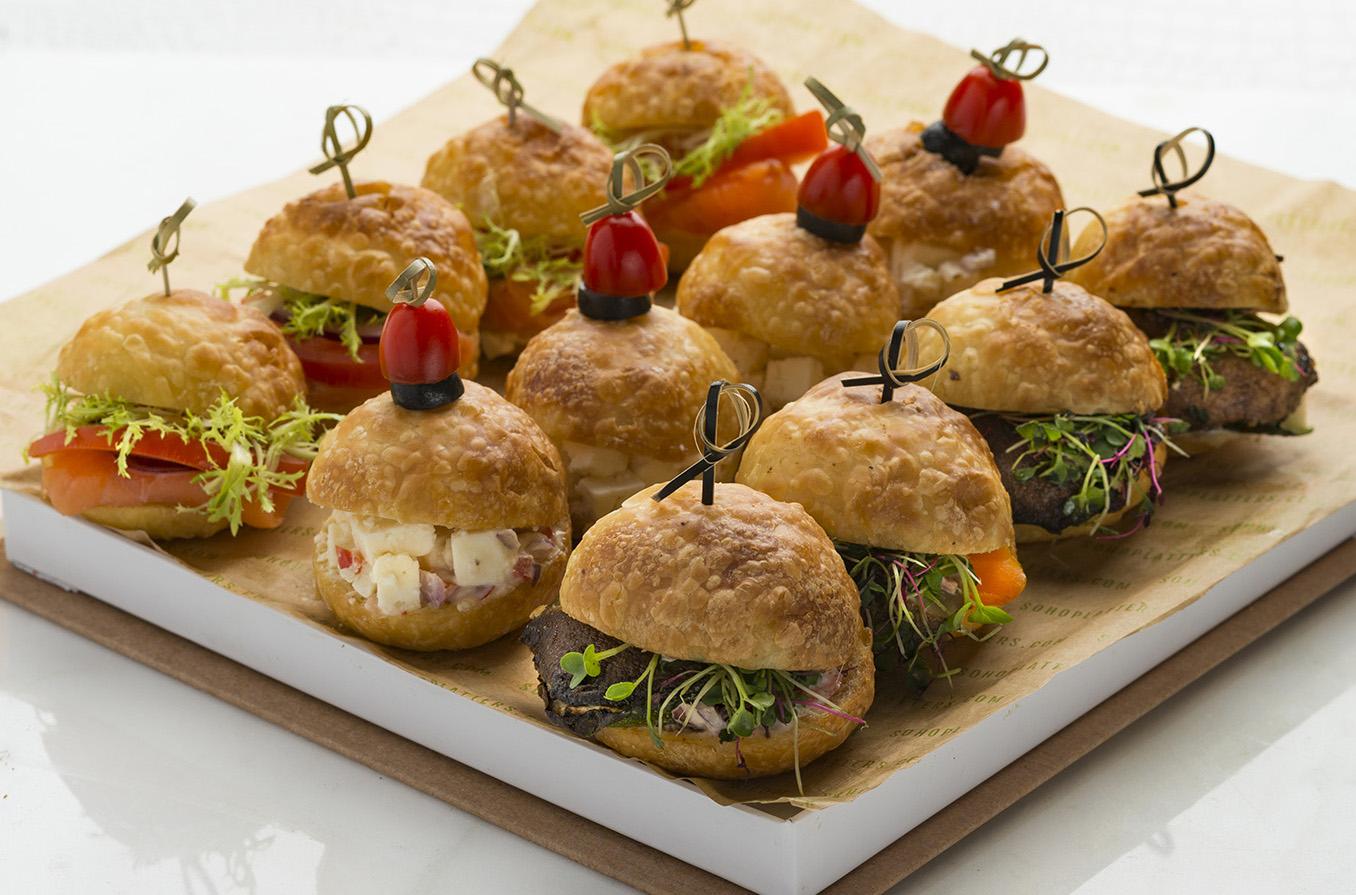 Mini sandwich platter soho platters mini sandwich platter altavistaventures Image collections