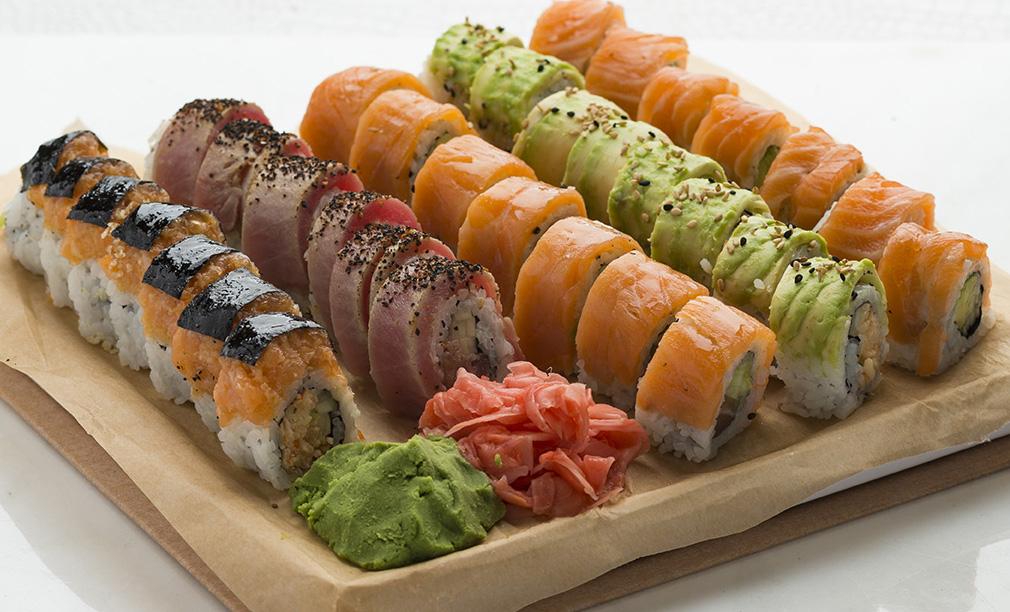 sushi platter soho platters